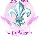 365 Days with Angels by TriciaDanby