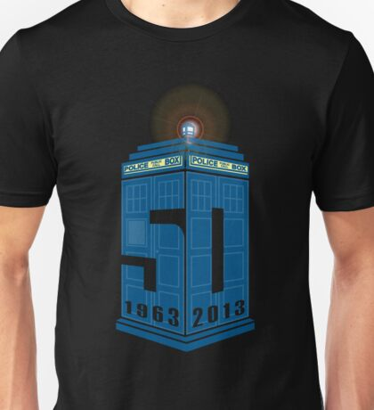 Who's turning 50 Unisex T-Shirt