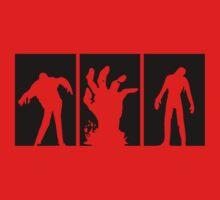 Zombies Dead Kids Tee