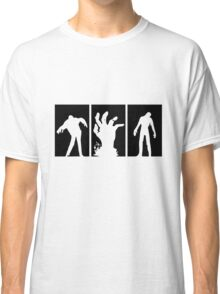 Zombies Dead Classic T-Shirt