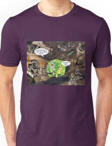 Rick and Morty in the Clone Wars Unisex T-Shirt