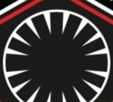 First Order Emblem Sticker
