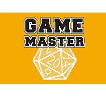 Game Master t-shirt Photographic Print