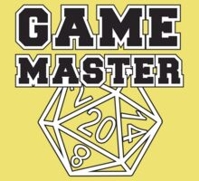 Game Master t-shirt Kids Tee