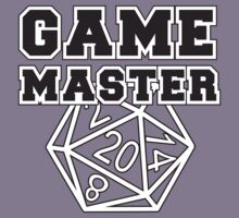 Game Master t-shirt Kids Clothes