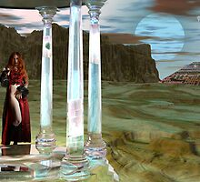 Appolonia MoonTemple High Priestess for JohnnyBoy333 by Sazzart