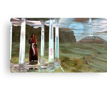 Appolonia MoonTemple High Priestess for JohnnyBoy333 Metal Print