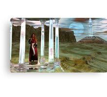 Appolonia MoonTemple High Priestess for JohnnyBoy333 Canvas Print