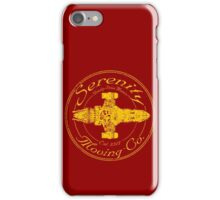 SERENITY MOVING CO.  iPhone Case/Skin