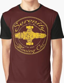 SERENITY MOVING CO.  Graphic T-Shirt