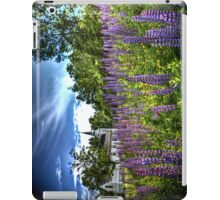 Lupin Field iPad iPad Case/Skin