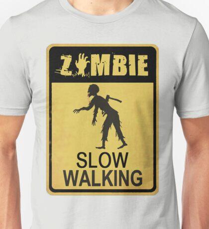 Allert Zombie Unisex T-Shirt