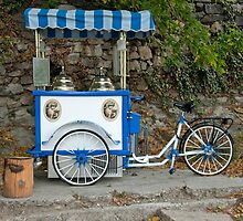 Ice Cream Bike by phil decocco