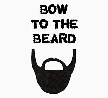 Bow To The Beard Unisex T-Shirt