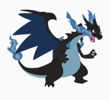 Charizard Mega X Kids Clothes