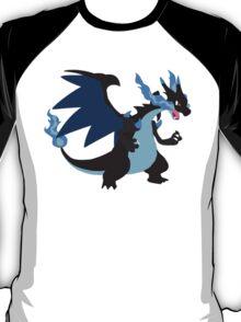 Charizard Mega X T-Shirt