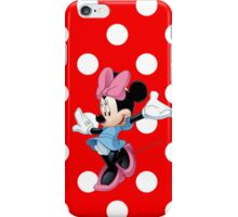 Minnie  iPhone Case/Skin