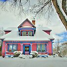 Candyland Cottage by K D Graves Photography