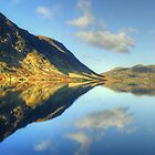 Crummock Water by Jamie  Green