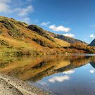 Buttermere Shore by Jamie  Green