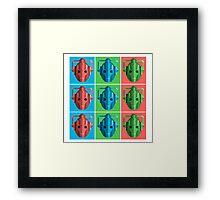 cyberart Framed Print
