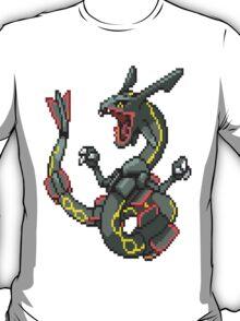 Shiny Rayquaza Sprite T-Shirt