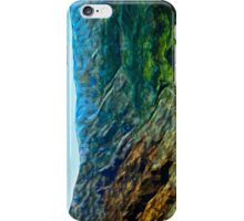 Waimea Canyon 11 Abstract Impressionism iPhone Case/Skin