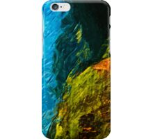 Waimea Canyon 5 Abstract Impressionism iPhone Case/Skin