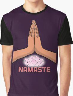 Namaste 1 Graphic T-Shirt