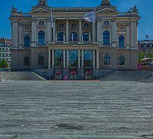 Zurich Opera House by anorth7