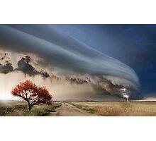 Atmospheric Photographic Print