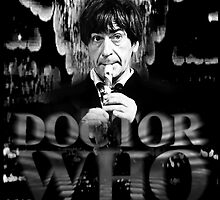 Doctor Who 50th Anniversary - Second Doctor by Oliver Kidsley