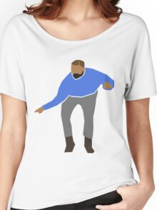Hotline Bling Drake Graphic Women's Relaxed Fit T-Shirt