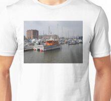 Survey Boat Unisex T-Shirt