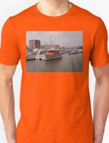 Survey Boat T-Shirt