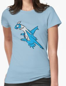 Latias Womens Fitted T-Shirt