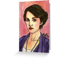 Lady Mary Greeting Card