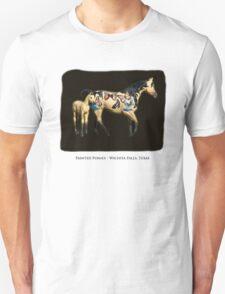 Painted Ponies - Wichita Falls, Texas Unisex T-Shirt
