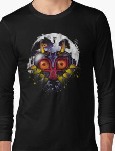 Power Behind The Mask Long Sleeve T-Shirt