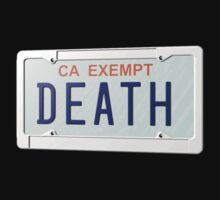 Government Plates by Death Grips by AproposJoe