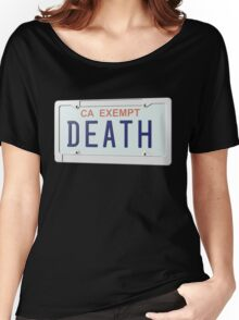 Government Plates by Death Grips Women's Relaxed Fit T-Shirt