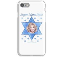 Super Hanukkah iPhone Case/Skin