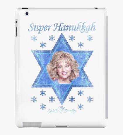 Super Hanukkah iPad Case/Skin