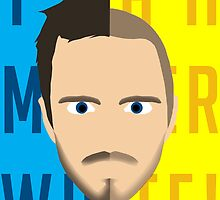 Breaking Bad, Jesse Pinkman by JohnnyWaffles