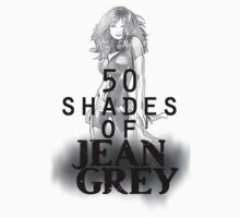 50 Shades of Jean Grey by poorlydesigns