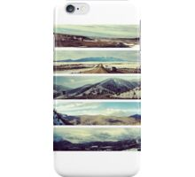 Elevations Texas to Colorado iPhone Case/Skin