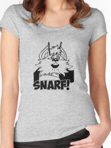 Snarf Women's Fitted Scoop T-Shirt