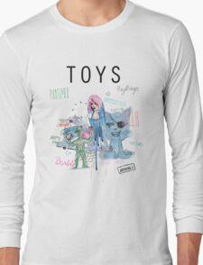 Toys! Long Sleeve T-Shirt