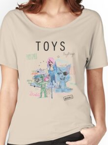 Toys! Women's Relaxed Fit T-Shirt