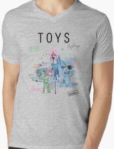 Toys! Mens V-Neck T-Shirt
